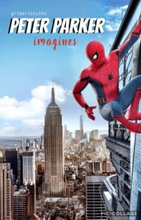 PETER PARKER IMAGINES by gilbertblythx