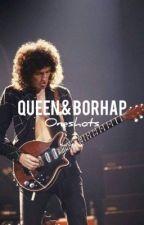 Queen & Borhap x Reader Oneshots by cornfllakes