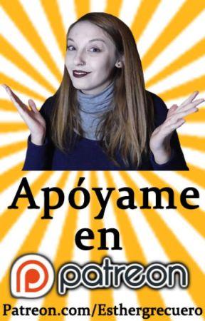 Apóyame en Patreon by EstherGRecuero
