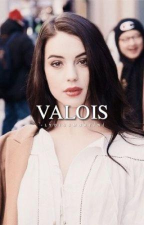 VALOIS ✘ INDIVIDUAL FANDOM  ROLEPLAY by -lydiasmartini