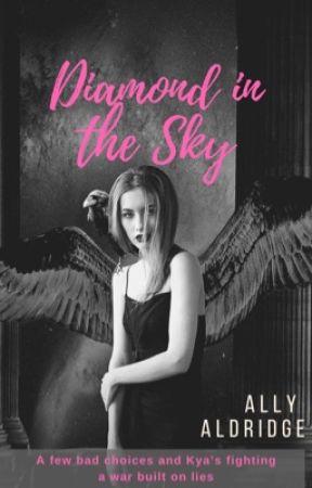 Diamond in the Sky by redfae