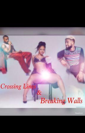 Crossing Lines & Breaking Walls by KennyB85