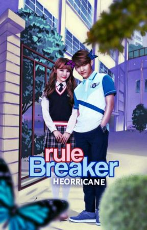 RULE BREAKER┃CHAEJIN. by seungscafe