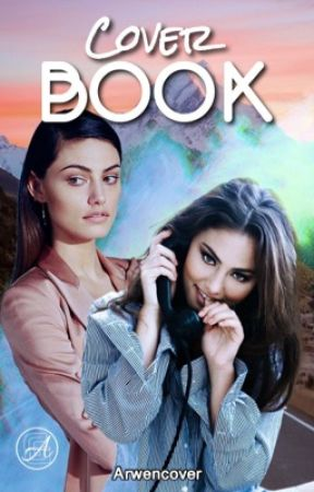 Cover Book [open] by ArwenCover