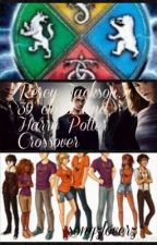 Percy Jackson, 39 Clues, And Harry Potter Crossover by Songzloverz