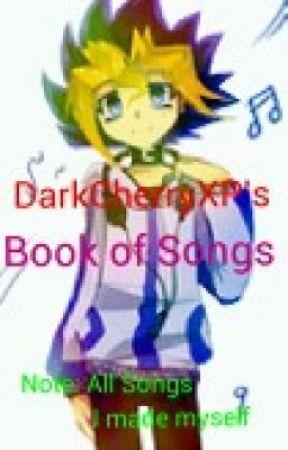 DarkCherryXP's Book of Songs by DarkCherryXP