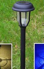 Solar garden stake lights, solar yard lights, solar yard stakes by seosmart