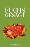 Fuchsgesagt cover