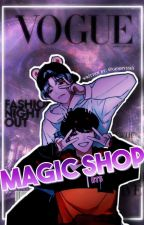 magic shop || bts [COMPLETED] by gennyssiii