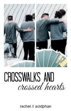 crosswalks and crossed hearts [ h.s. + l.p. ] by acidphan