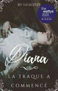 Diana - La traque a commencé cover