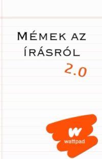 Mémek az írásról 2.0 cover