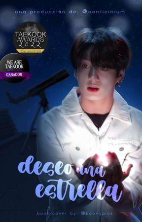 Deseo una estrella ✧ kooktae by L0G0FILIA