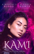Kami [ONC II Shortlister] by OctaviaLocke