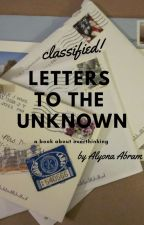 Letters to the unknown by yoCoriinayo