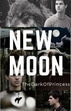 New Moon by TheDarkOfPrincess