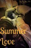 Summer Love -Larry Stylinson mpreg a.u- cover
