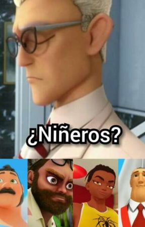 ¿Niñeros? by jcasafus_fics