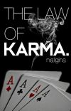 The Law of Karma cover