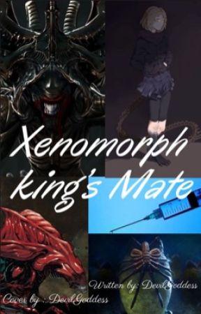 xenomorph king's Mate by DevilFireGoddess