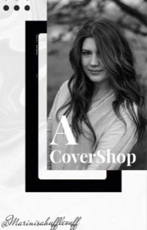 A Covershop||OPEN by marin-is-a-person