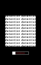 DETENTION. / 2000 LINERS by ETHERXXX
