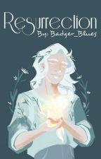 Resurrection | Shota Aizawa by Badger_Blues