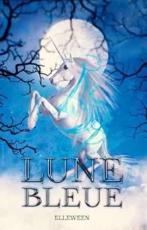 Lune bleue by Elleween