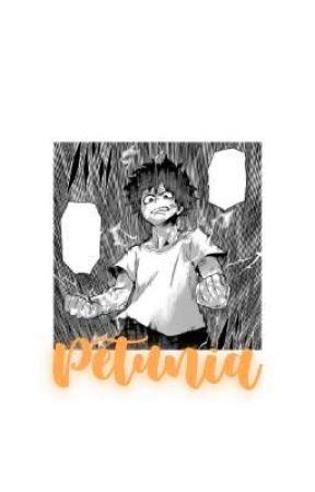 Petunia by YukiChan427