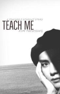 Teach me • kth cover