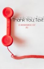 thank you, text // MAMAMOO by eclipsment