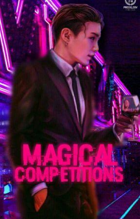 Magical Competitions|مسابقات سحرية by Acacia_cov