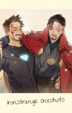 Ironstrange Oneshots by Enter_New_Name_Here