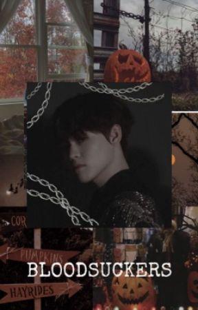 BLOODSUCKER.NCT VAMPIRE AU by hickeyhyuck