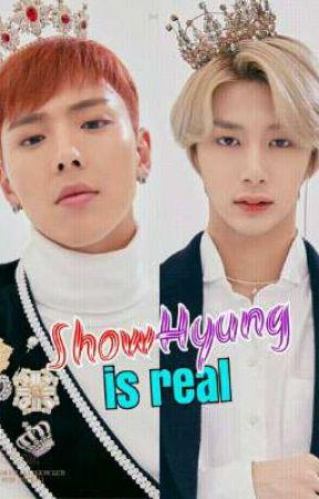 ShowHyung es real by hyungwona_san65