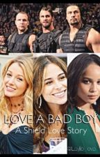 Love A Bad Boy (WWE The Shield love story) by Laylie_Love