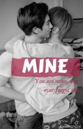 Mine (Chanbaek) by EwwBitchDie
