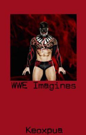 WWE Imagines by keoxpua