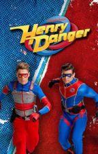 We found love (Henry Danger × Reader) by Winkler4life