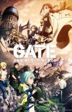 GATE Jieitai Kanochi Nite Kaku Tatakaeri: El Imperio del Sol Naciente. by AngelBeldraco7
