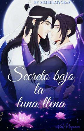 Secreto bajo la luna llena by Simbelmyne08