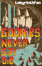 𝙽𝚎𝚟𝚎𝚛 𝚂𝚊𝚢 𝙳𝚒𝚎 | The Goonies by LabyrinthFan