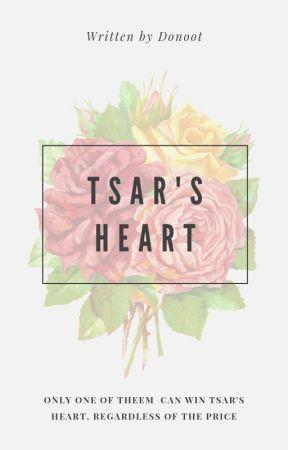 Tsar's heart ♚ APPLY FICTION by donoot