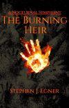 The Burning Heir cover