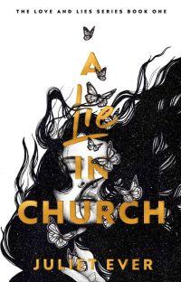 A lie in church.  |book 1| cover