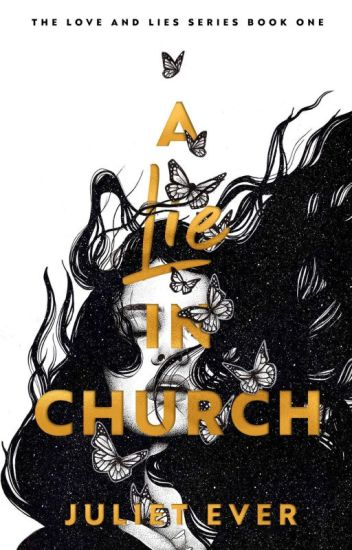 A lie in church.  TO BE PUBLISHED