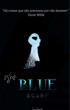 The Blue Scarf by Isy_Louren
