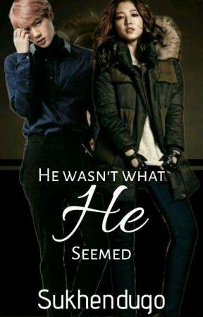 He Wasn't What He Seemed (Kim Seokjin Fanfiction) by Sukhendugo