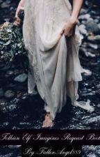 Tolkien Elf Imagines Request Book by ChemicalWaste