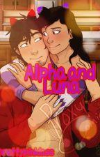 Alpha and Luna (Aphmau: Aarmau AU) by prettypinklass